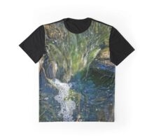 Creek through Canberra/ACT/Australia (2) Graphic T-Shirt