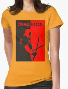 DEADPOOL Womens Fitted T-Shirt