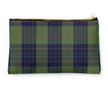 01219 Army Daze Fashion Tartan Studio Pouch