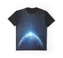 Earth Rising - Sunset  Graphic T-Shirt