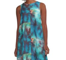 Abstract.14 A-Line Dress
