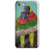 Eternal Love Birds iPhone Case/Skin