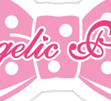 Angelic Pretty logo sticker Sticker