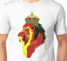 Lion Of Zion Unisex T-Shirt