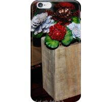 Forever flowers. iPhone Case/Skin