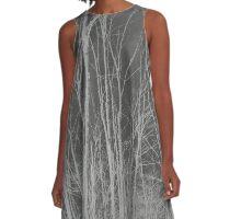 Northern Birch A-Line Dress