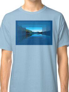 Gorilla Creek in the mist Classic T-Shirt