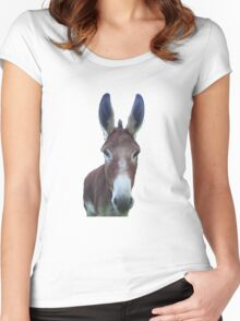 1Ears Women's Fitted Scoop T-Shirt