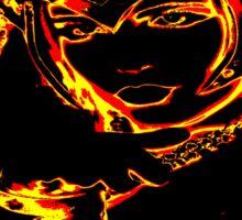 Amora The Enchantress Sticker
