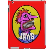 Jaws  Steel Teeth   iPad Case/Skin