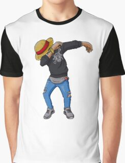 Luffy Dab, One Piece Graphic T-Shirt