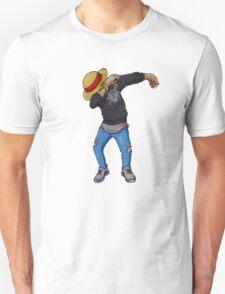 Luffy Dab, One Piece Unisex T-Shirt
