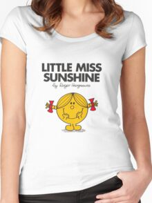 Little Miss Sunshine Women's Fitted Scoop T-Shirt