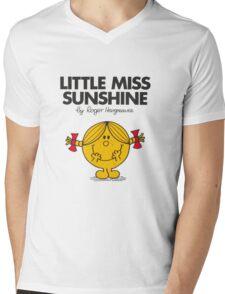 Little Miss Sunshine Mens V-Neck T-Shirt