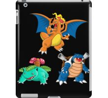 Starters pattern iPad Case/Skin