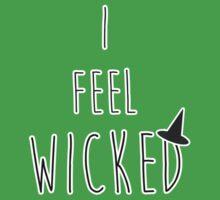 I feel Wicked by talkpiece