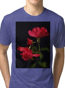 Red is for Passion Tri-blend T-Shirt
