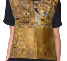 All that glitters ... Chiffon Top