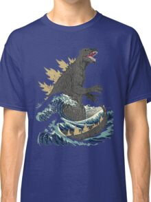 The Great Monster off kanagawa Classic T-Shirt