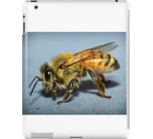 Bee Macro iPad Case/Skin