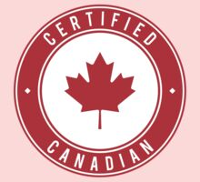 Certified Canadian One Piece - Long Sleeve