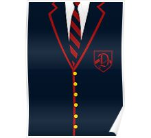 Dalton Academy's The Warblers Poster