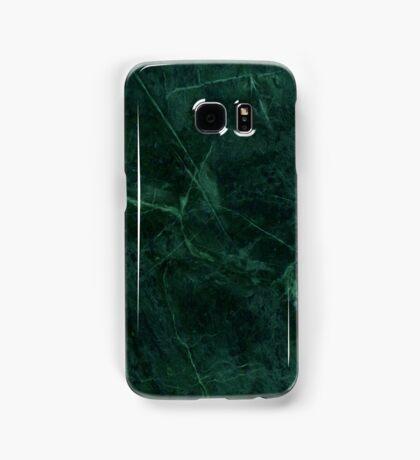 Green Marble Pattern Samsung Galaxy Case/Skin