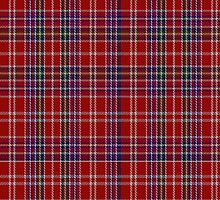 01205 Pettis Red Fashion Tartan by Detnecs2013