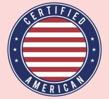 Certified American Baby Tee