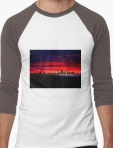 Surfers Paradise Summer Men's Baseball ¾ T-Shirt