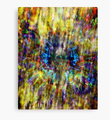 Psychedelic Dreams Canvas Print