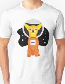 Orbit The Astronaut Unisex T-Shirt