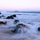 Surfside at  Mooloolaba  by Barbara Burkhardt