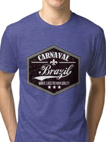 Carnaval Brazil Tri-blend T-Shirt