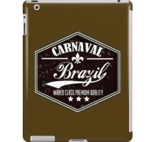 Carnaval Brazil iPad Case/Skin