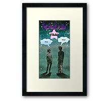 The Fault in our Stars edit Framed Print