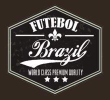 Futebol Brazil by dejava
