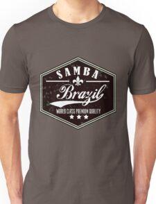 Samba Brazil Unisex T-Shirt
