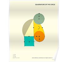 QUADRATURE OF THE CIRCLE Poster