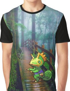 Kecleon Graphic T-Shirt