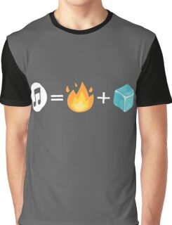 Song of Fire & Ice Graphic T-Shirt