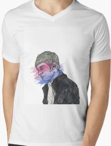 John Watson True Colors Mens V-Neck T-Shirt