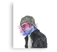 John Watson True Colors Canvas Print