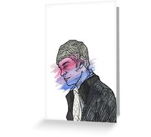 John Watson True Colors Greeting Card