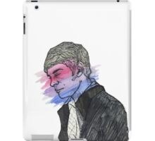 John Watson True Colors iPad Case/Skin