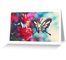 Beautifly Greeting Card