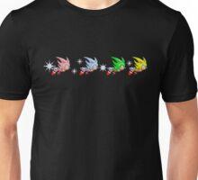 Hyper Sonic Spectrum Unisex T-Shirt