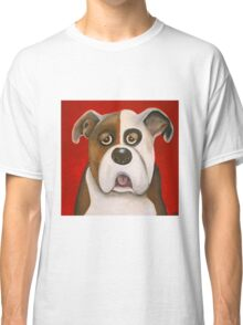 Winston the dog Classic T-Shirt