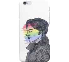Irene Adler True Colors iPhone Case/Skin