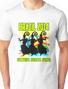 Brazil ...Brazil.. Unisex T-Shirt